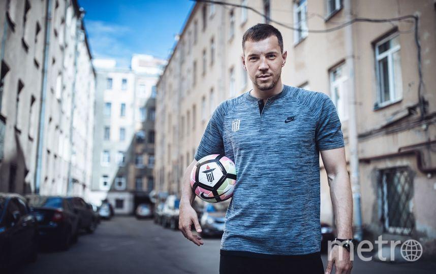 Нападающий забил 13 голов в чемпионате России | предоставлено организаторами.