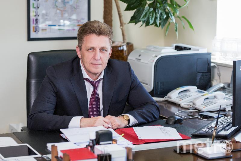 Виктор Козловский. Фото пресс-служба Московского метрополитена
