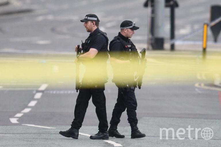 Кадры с места теракта в Манчестере. Фото AFP