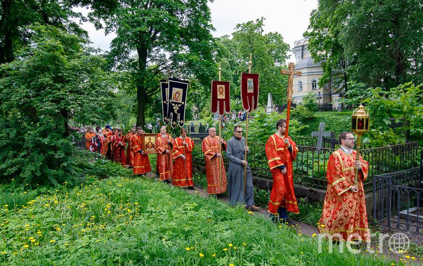 Ввоскресенье вАлександро-Невской лавре пройдёт крестный ход против пьянства