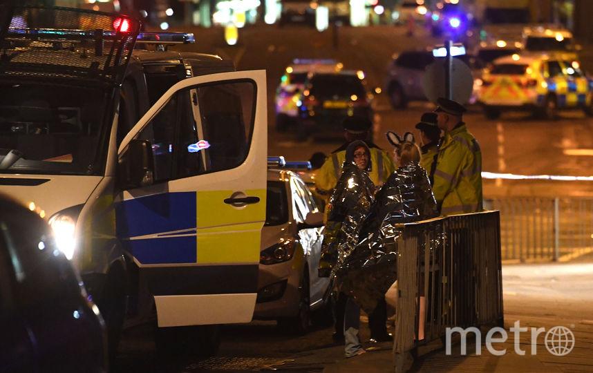 Манчестер приходит в себя после теракта. Фото AFP