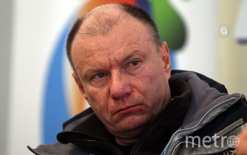 Владимир Потанин. Фото Getty