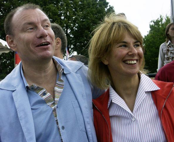 Владимир и Наталия Потанины. Фото РИА Новости