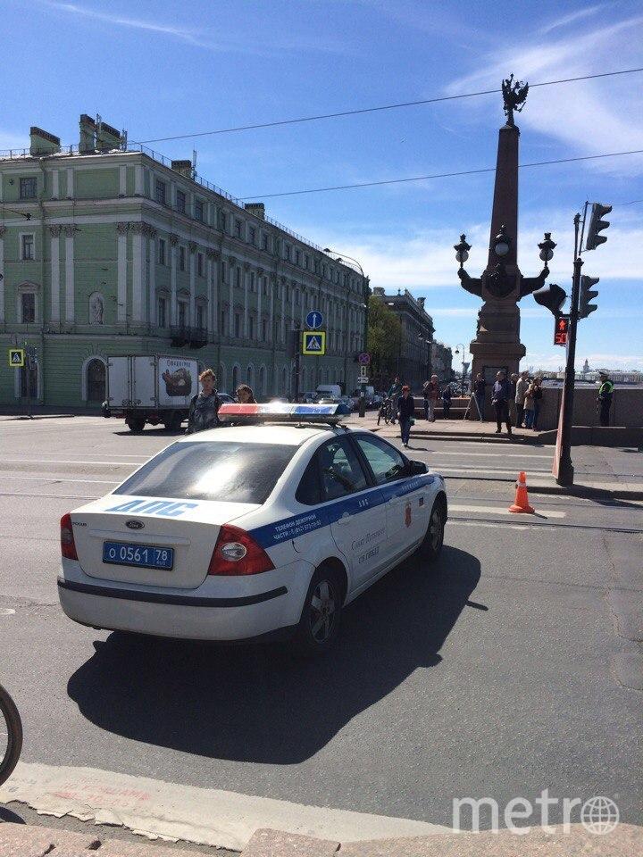 ДТП и ЧП | Санкт-Петербург | vk.com/spb_today. Фото Артуро Петров, vk.com