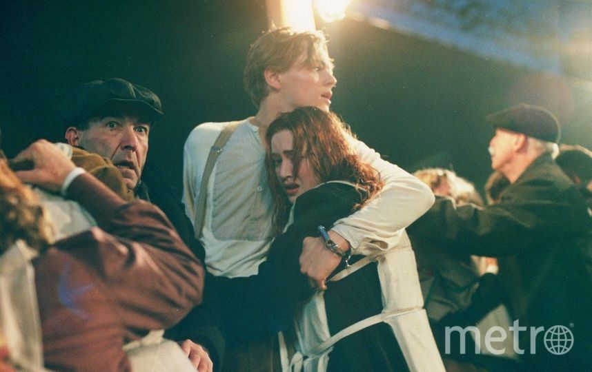 "Джеймса Кэмерона обвинили в плагиате ""Титаника"". Фото kinopoisk.ru"