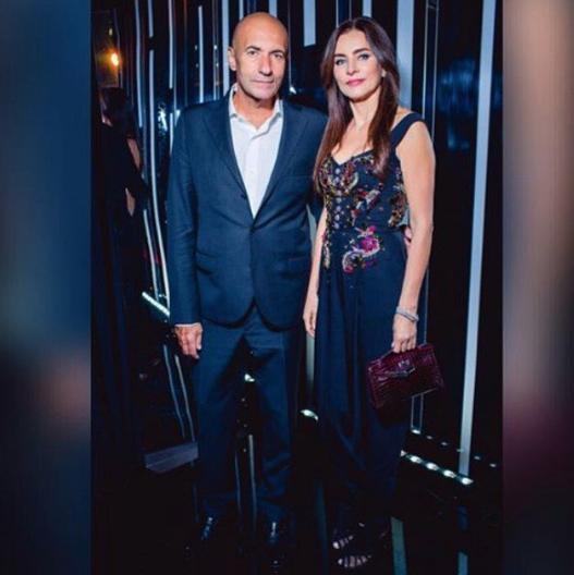 Игорь Крутой с женой Ольгой. Фото Instagram Ольги Крутой.