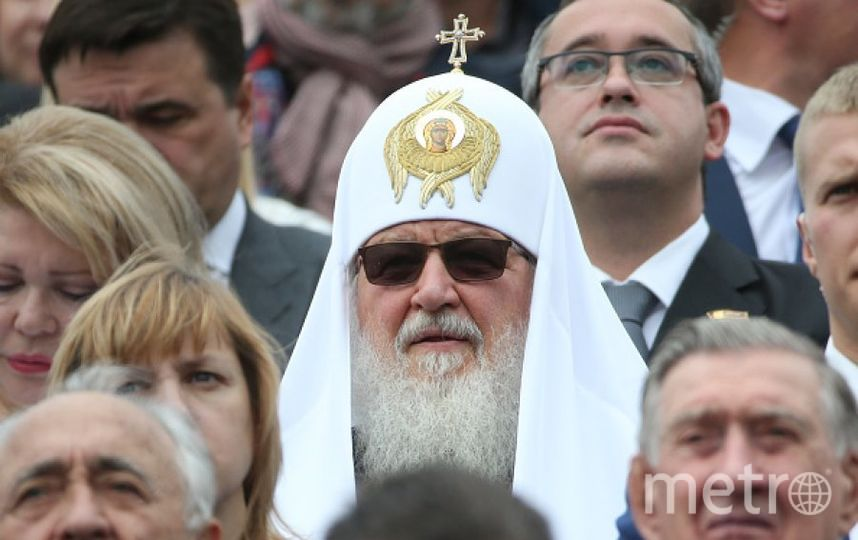 Патриарх Кирилл. Фото Getty