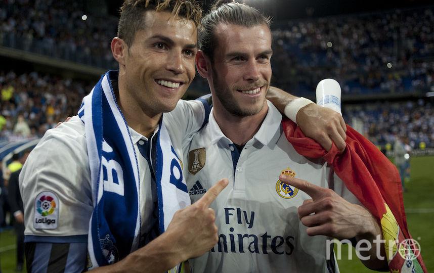 """""""Реал Мадрид"""". Фото Getty"""