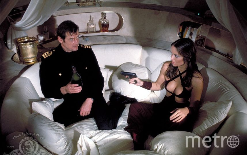 Кадр из фильма о Джеймсе Бонде. Фото kinopoisk.ru