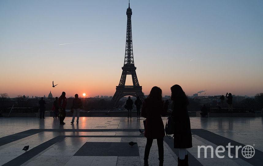 Эйфелева башня погасит огни в память о жертвах теракта в Манчестере. Фото Getty