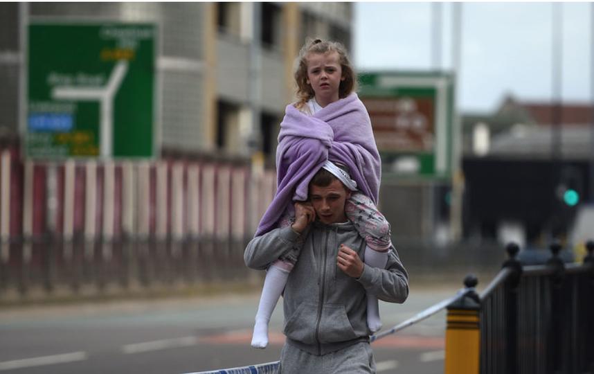 Теракт в Манчестере - фотоархив. Фото AFP
