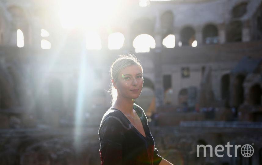 Российская теннисистка Мария Шарапова. Фото Getty