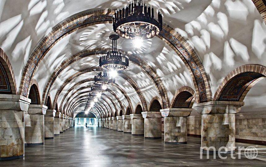 Киевский метрополитен. Фото facebook.com/pg/kyivmetro