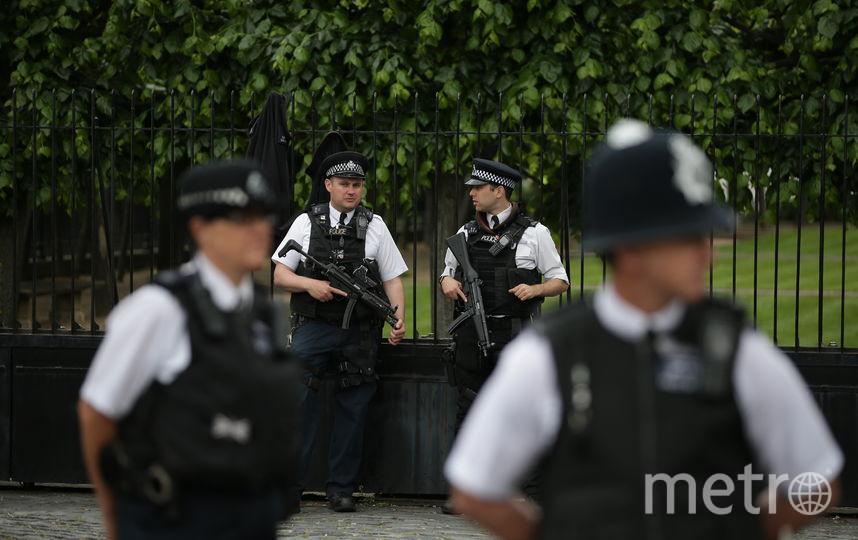 Сотрудники полиции Великобритании. Фото Getty