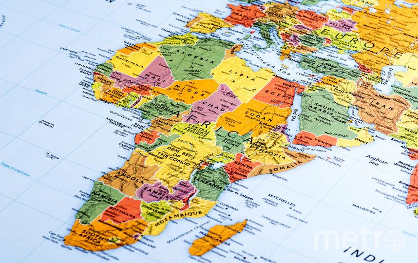 Африка. Фото ISTOCK