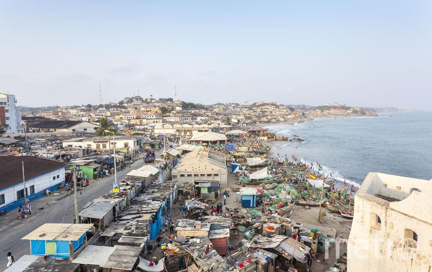Кейп-Кост, Гана. Фото ISTOCK