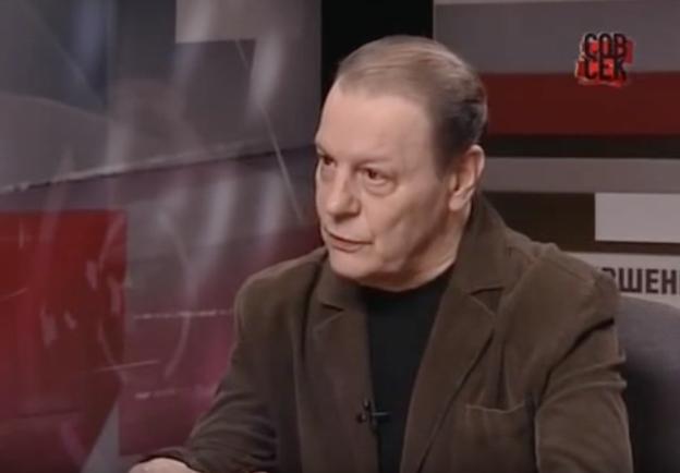 Александр Бурдонский. Фото Скриншот Youtube