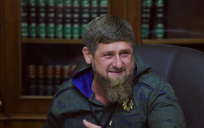 Рамзан Кадыров. Фото Скриншот из Insatgram.