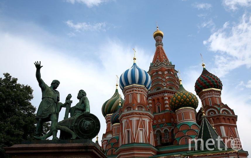 На Красной площади пройдёт празднование Дня славянской письменности и культуры. Фото Getty