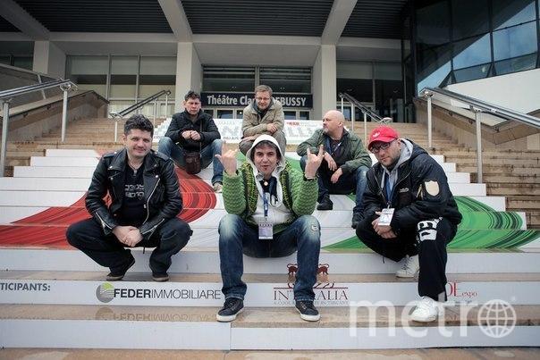 Группа 7Б выступит в Купчино.