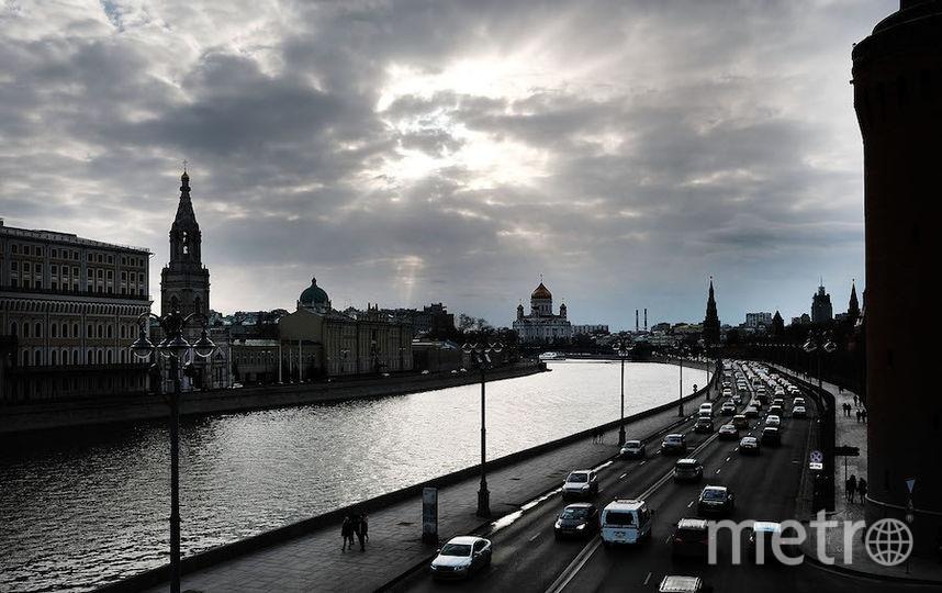"""В Москве появился """"Дорожный патруль"""" для помощи автомобилистам. Фото Getty"""