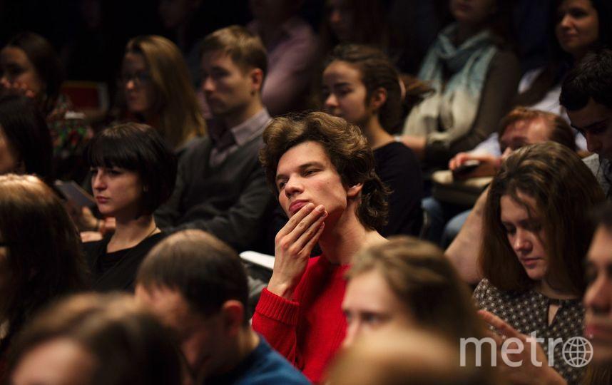 Ученые прочтут лекции в барах Петербурга. Фото vk.com