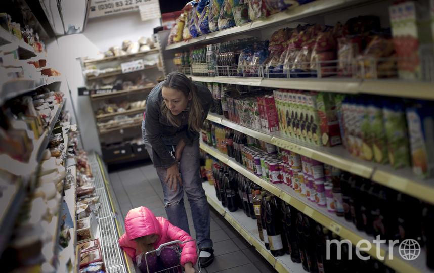 Магазин. Фото Getty