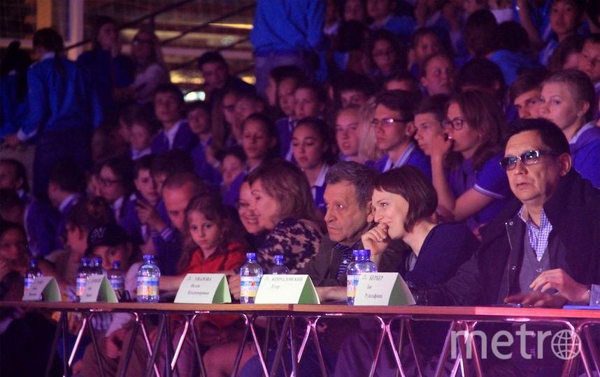 """Финал V Международного конкурса юных чтецов """"Живая классика"""". Фото предоставлено организаторами."""
