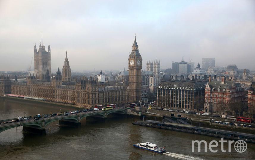 Вестминстерский дворец. Фото Getty