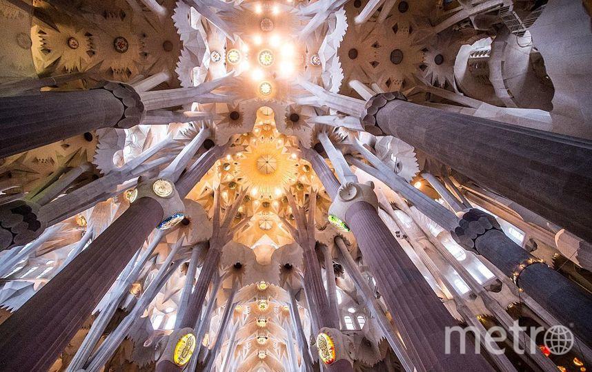 Храм Святого Семейства. Фото Getty