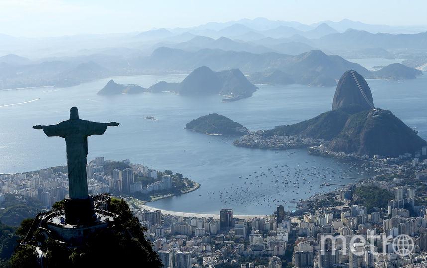 Рио-де-Жанейро, Бразилия. Фото Getty
