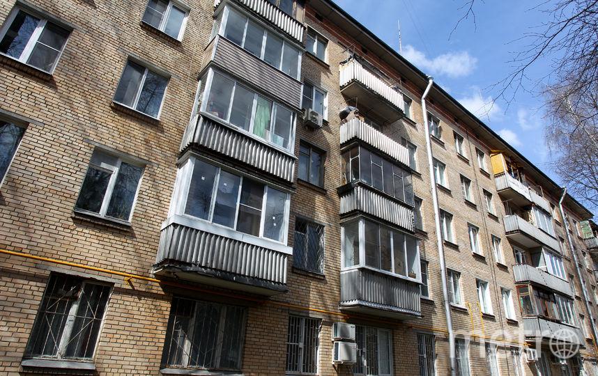 """Названы первые пятиэтажки, отказавшиеся от участия в программе реновации. Фото Василий Кузьмичёнок, """"Metro"""""""