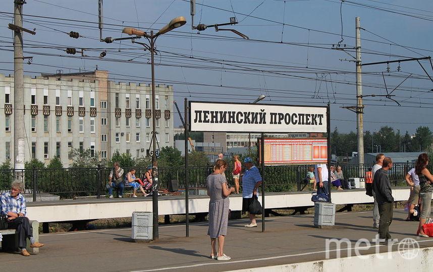 ВПетербурге 10-летний «зацепер» катался нагрузовом поезде