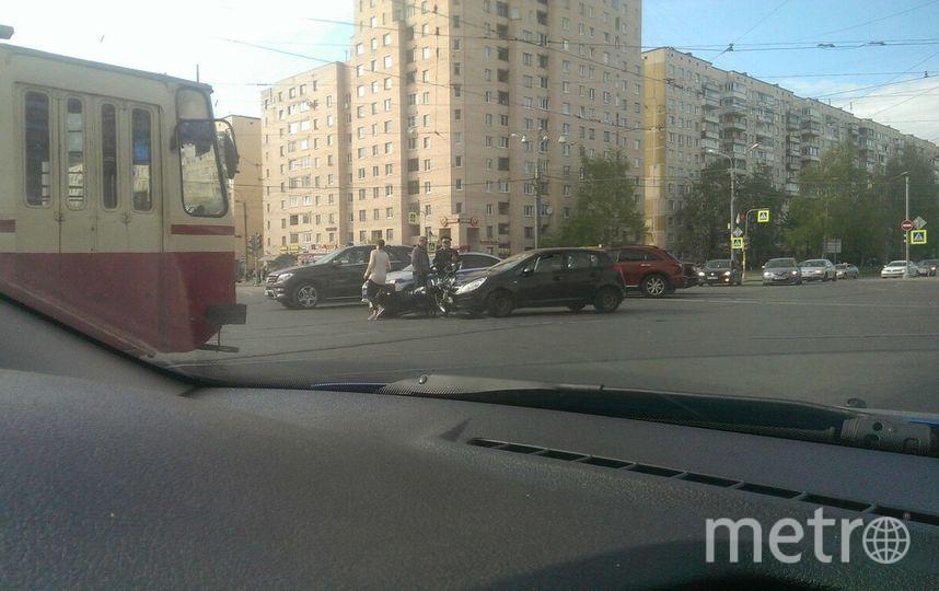 ДТП и ЧП | Санкт-Петербург | vk.com/spb_today. Фото Сергей Тугалов, vk.com