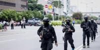 В столице Индонезии прогремел взрыв