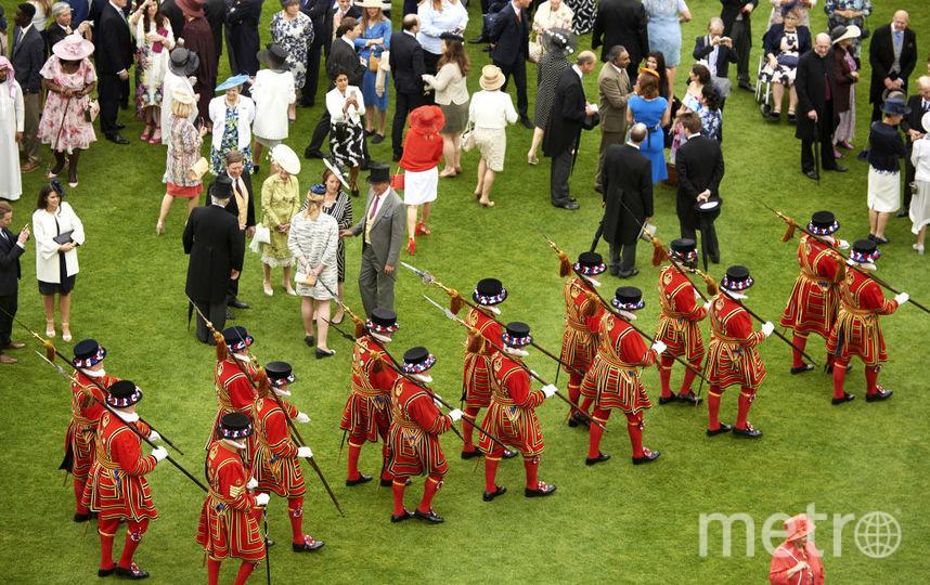 Развод почётного караула у Букингемского дворца отменили. Фото Getty
