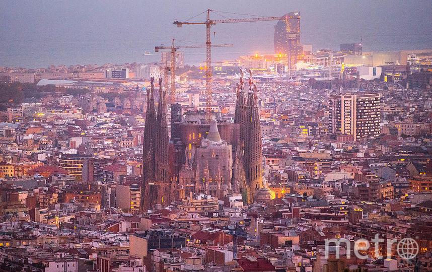 Испания, Барселона. Фото Getty