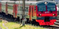 Из-за схода электрички с рельсов поезда на Казанском направлении следуют с опозданием