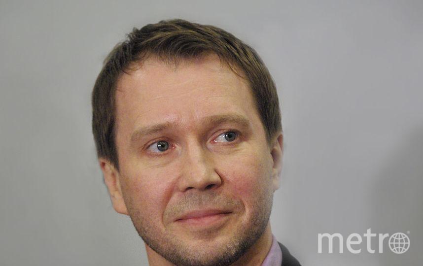 Евгений Миронов. Фото Wikipedia/Verasamayaumnaya1