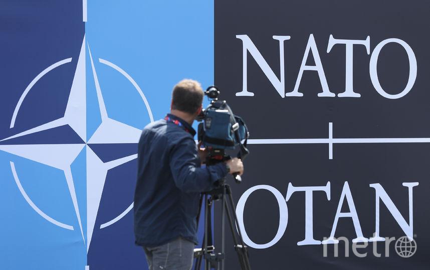 NATO OTAN. Фото Getty