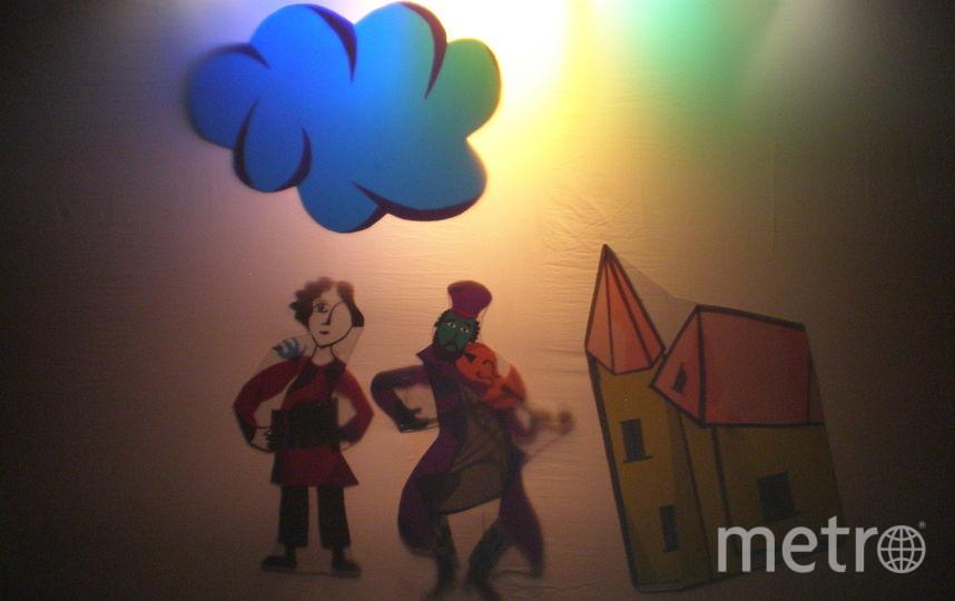 """Выступление актёров в рамках фестиваля """"Сказочный мир"""". Фото Фото предоставлено организаторами фестиваля"""