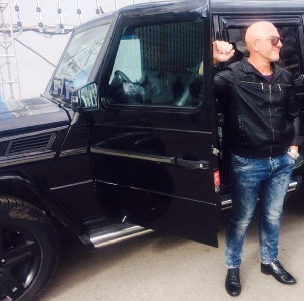 Алексей Муромцев. Фото все – Instagram Алексея Муромцева.