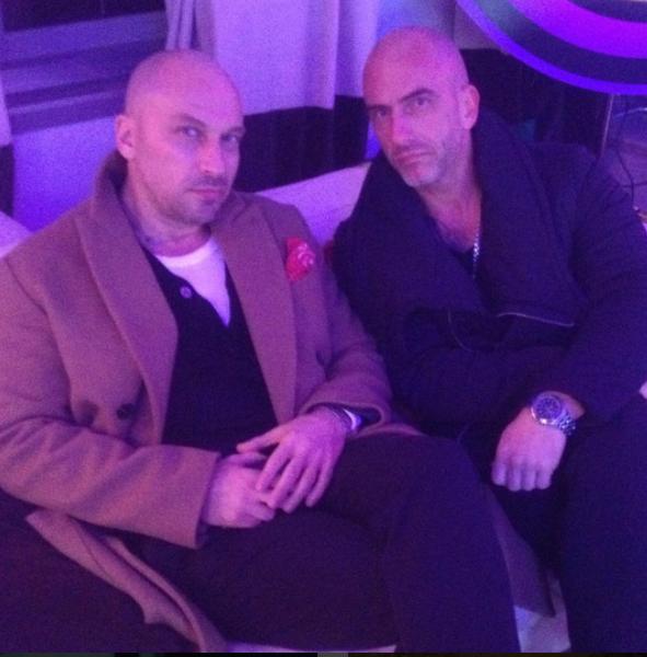 Алексей Муромцев и Дмитрий Нагиев. Фото все – Instagram Алексея Муромцева.