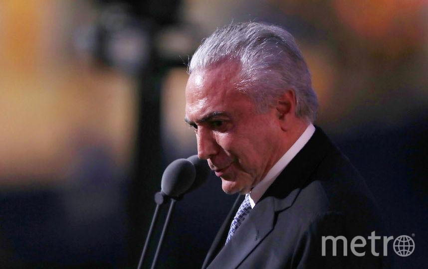Дилма Руссефф потребовала вернуть ейпост президента Бразилии