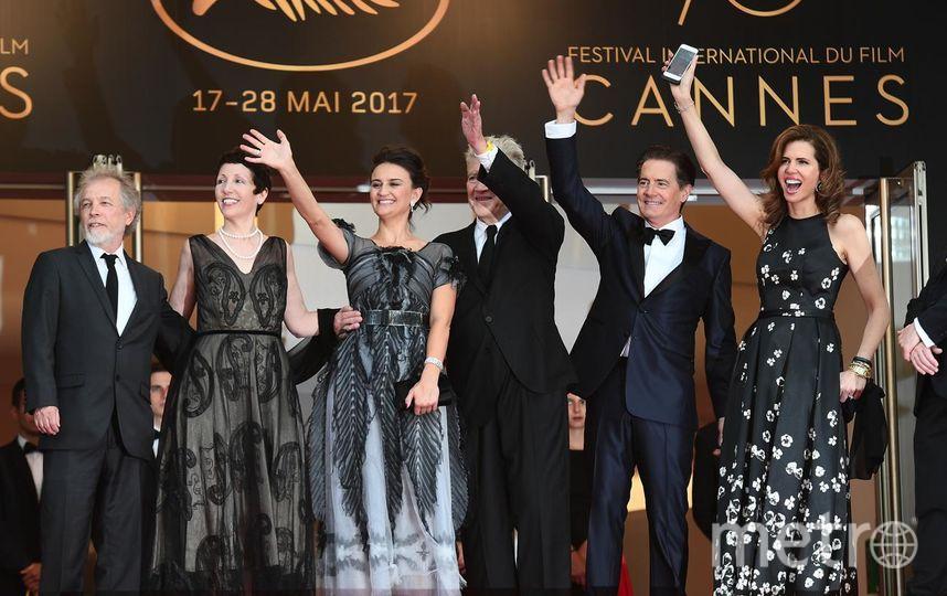 Новые серии сериала «Твин Пикс» встретили овациями наКаннском кинофестивале