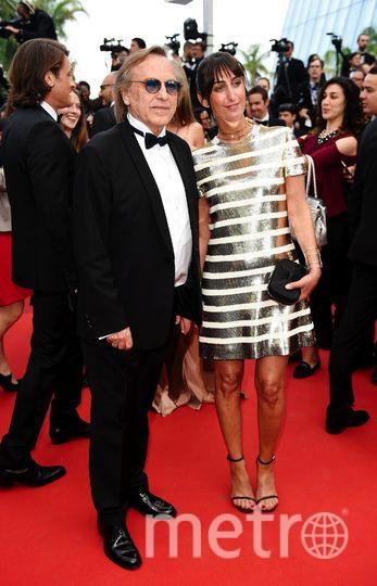 Гости на премьере Твин Пикс в Каннах. Фото Getty
