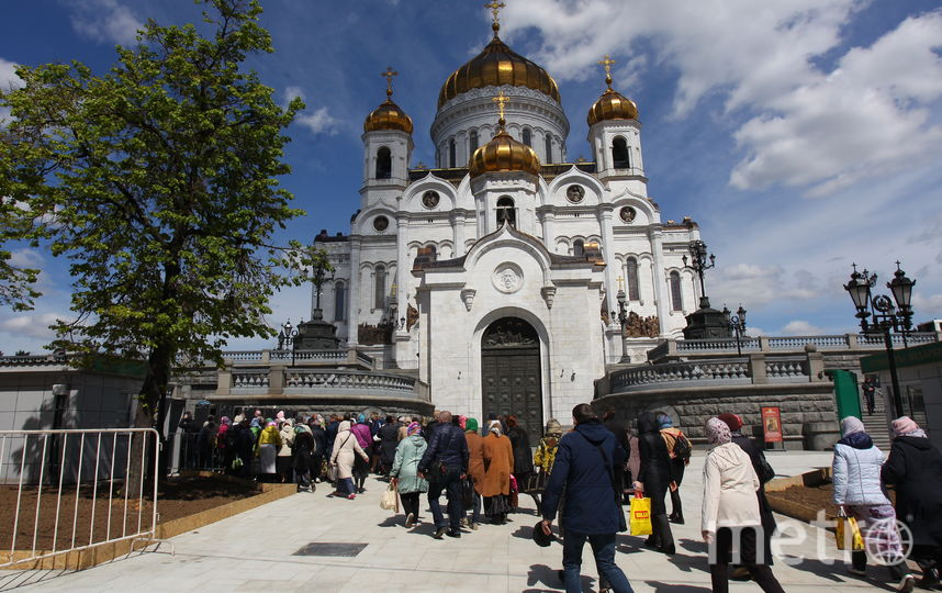 Мощи Николая Чудотворца в столице 2017: очередь вхрам Христа Спасителя онлайн