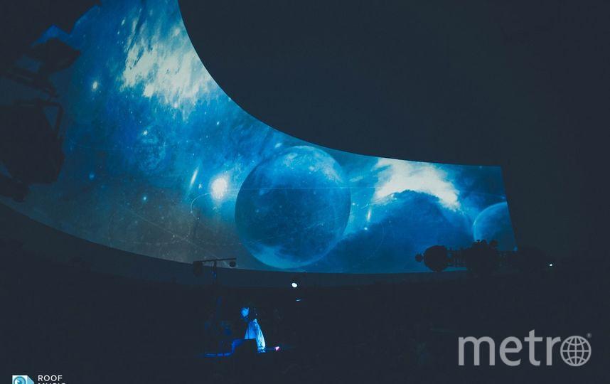 В Петербурге состоится гала-концерт проекта Классика в темноте. Фото gala_concert_classica, vk.com