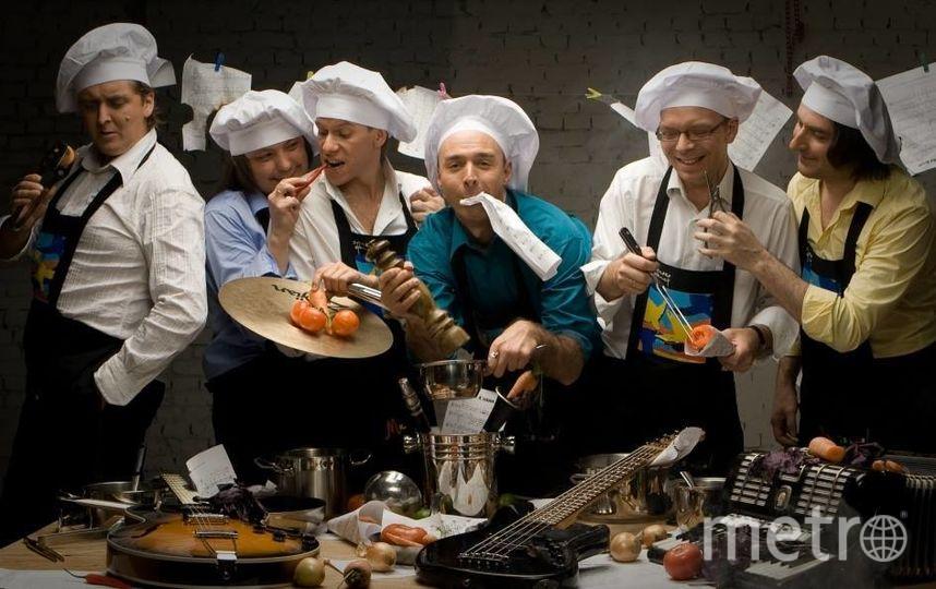 Хоронько-Оркестр. Фото официальный сайты мероприятий.