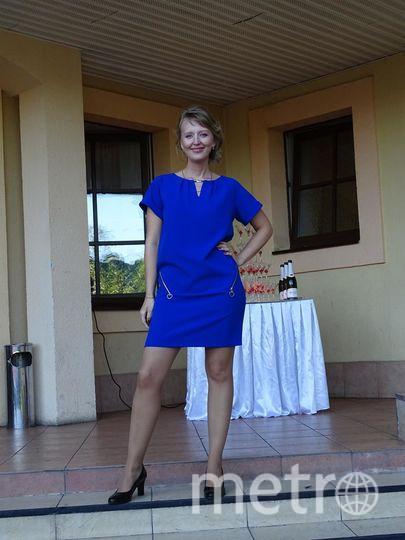 Это платье делает меня счастливой и красивой - ну как за это его не любить!!! Фото Марина